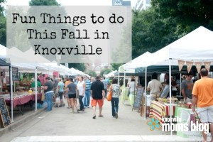 Fun Things This Fall in Knoxville