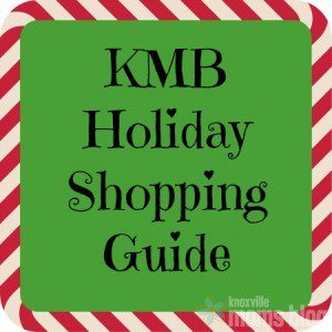 KMB Holiday Shopping Guide Graphic