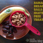 Gluten Free Yumminess: Banana Bread Balls