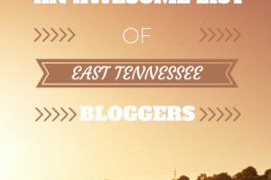 East TN Bloggers KMB