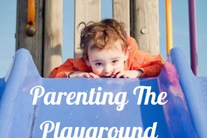 Parenting The Playground