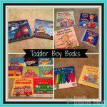 Toddler Approved Boy Books