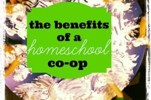 The Benefits of a homeschool co-op