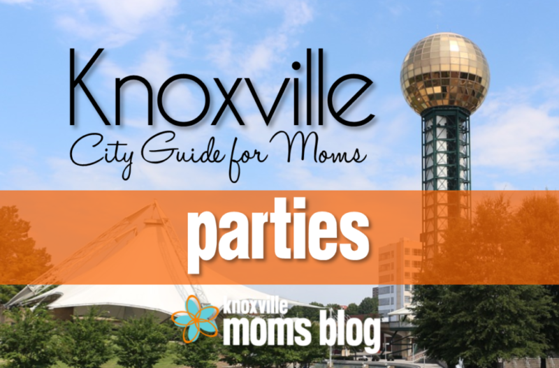 Birthday Party Locations in Knoxville