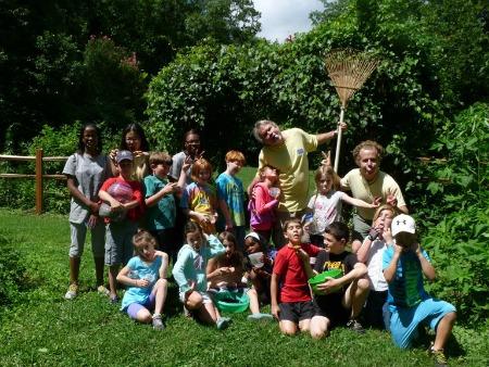 Ijams Summer Camp