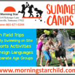 Summer Camp Fun at Morning Star Child Development Center