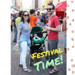 Festival Time in Knoxville