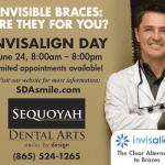 Sequoyah Dental Arts Presents Invisalign Day on June 24th! {Sponsored Post}