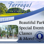 It's Park Time with The Town of Farragut Parks & Pavilions! {Giveaway}