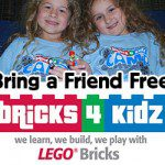 Bricks 4 Kidz Summer Camps-Bring a Friend for Free! {Giveaway}