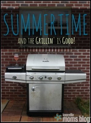 Summertime and the grilling is good!