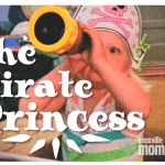 My Girl… the Pirate Princess