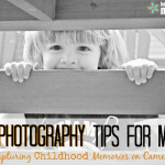 Photography for Moms 101