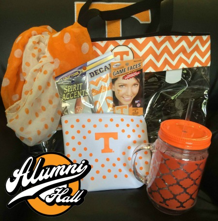 Alumni Hall Prize Package