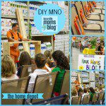 DIY Mom's Night Out with The Home Depot {MNO Recap}