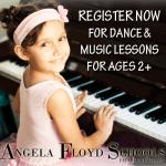 Angela Floyd School for Dance and Music: Enroll Now!