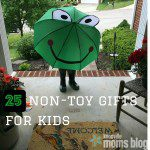 25 Non-Toy Gifts for Kids