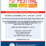 The Goddard School of Knoxville 2nd Annual Fall Festival {Sponsored Post}