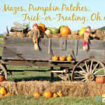 Corn Mazes, Pumpkin Patches, Trick-or-Treating, Oh My!