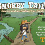 Smokey Tails – A UT Children's Book {Giveaway}