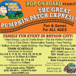 Great Smoky Mountains Railroad Pumpkin Patch {Giveaway}