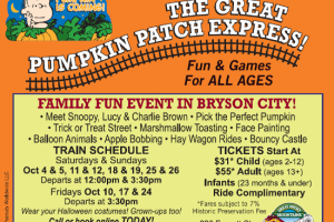 The Great Pumpkin Patch Express