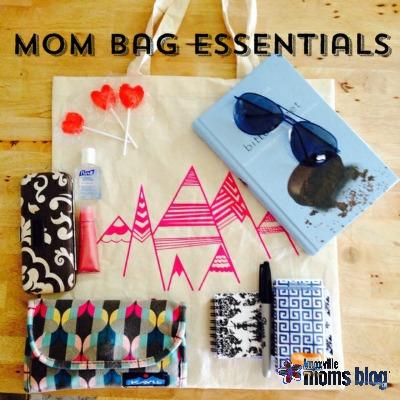 mom bag essentials