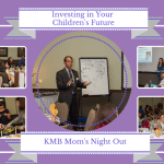 Investing in Your Children's Future {MNO Recap}