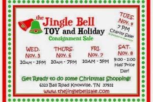 Jingle bell facebook flyer 2014