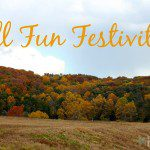 Fall Fun Festivities 2014