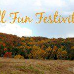 Fall Fun Festivities 2014