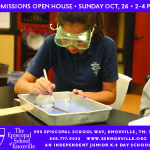 Episcopal School of Knoxville Open House October 26th {Sponsored Post}