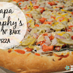 Celebrate Halloween with Papa Murphy's! {Giveaway}