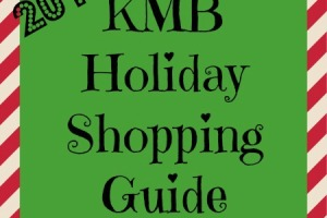 2014 KMB Holiday Shopping Guide Graphic