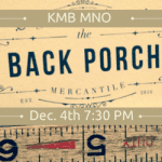 Holiday DIY Night at The Back Porch Mercantile