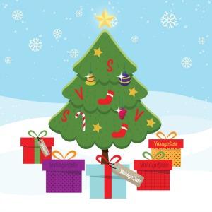 VS Christmas Tree