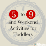 Five-to-Nine and Knoxville Weekend Activities for Toddlers