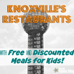 Kids Eat Free in Knoxville