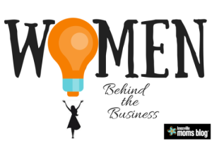 Women behind the business option 3