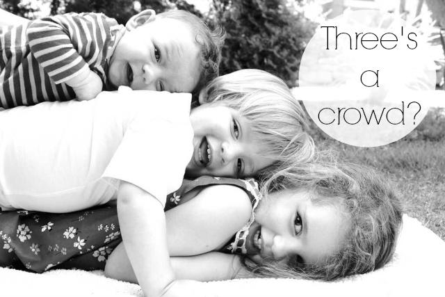 threes a crowd