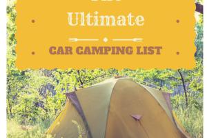 Car Camping-2