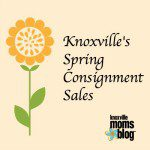 Knoxville's Spring Consignment Sales