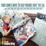 4 Simple Ways to Help Friends Fight the Flu