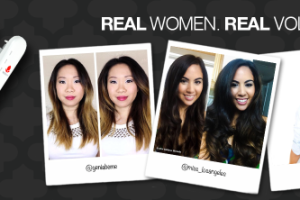 Real Women. Real Volume.