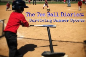 The Tee Ball Diaries