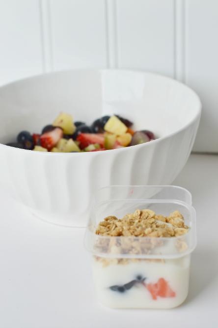 fruit yogurt parfaits kmb