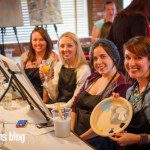 A Fun Night Out with Wine & Canvas Knoxville {Review}
