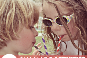 100 summer activities for kids