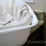 The Bathtime Covie Makes Bathtime Easier! {Giveaway}