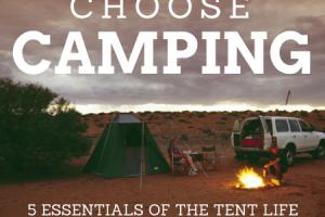choose camping 450